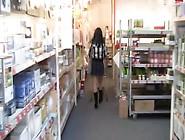 Supermarket Piss Thru Tights
