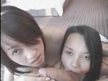 Young Thai Girls Sucking Cock