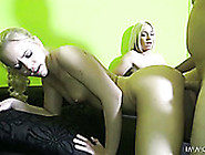 Horny Blond Whores Vanda Lust And Kiara Lord Got Fucked By One K