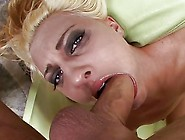 Darlings Throat Is Full Of Cumshot After Oral Sex