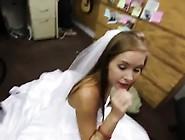Milf Fucks Stranger In Public A Bride's Revenge!