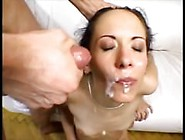 Facials Compilation #45 C - More Cum On The Face And Mouth