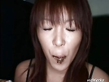 Japanese Lovely Girl Eats Scat ( 6/6 )