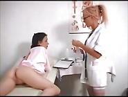 Doctor Tushy Gyno Exam
