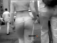 Xray Voyeur Pantyless At Street Infrared See Trh