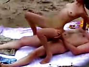 Voyeuring Cute Teens On Nude Beach