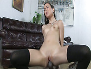 Svelte Pallid Hoe Amai Lui Works On Extremely Huge Long Bbc On T