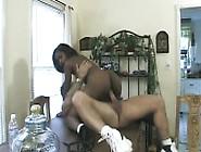 Hung White Stud Gives A Sweet Black Girl The Hard Fucking She De