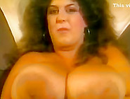 Retro Mom With Giant Mega - Boobs With Large Areolas