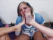 Smelly Stinky Feet Punishment