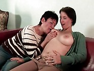 Mature Lady Seduces The Lesbo Bitch To Fuck Her