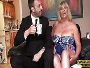 Mature Blonde With Big Tits Alisha Fucked Hard