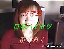 Scat - Asian Girl Takes Big Shit