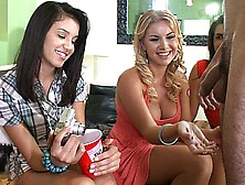 video brandi belle friends suck a cock while watching tv qnGuNfUh.