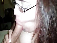 Nerdy Coworker Sucks My Cock And Swallows Cum