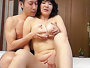 Hardcore Pussy Ramming With His Asian Milf And A Sticky Creampie