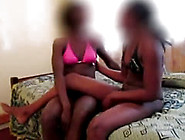 Big Booty African Babes Get Paid To Make A Homemade