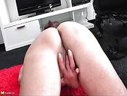 Granny Ass Maturbating