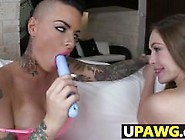 Christy Mack And Aurielee Summers