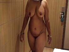 Busty Bhabhi With Big Boobs And Big Ass Seduces Her Husband