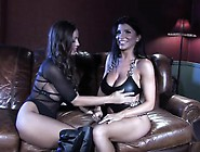 Hot Abigail And Romi Enjoy Each Other
