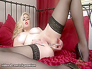 Fabulous Pornstar Sapphire Blue In Crazy Big Tits,  Masturbation