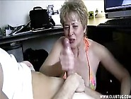Older Woman Still Loves To Suck And Fuck Big Cock