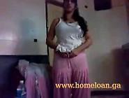Punjabi Bhabhi In Pink Salwar Suit Mms Leaked