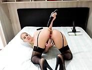 Extreme Huge Anal Toys And Ass Gaping
