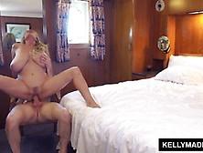 Kelly Madison Loves Hard Cock