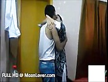 Sexy Indian Step Sister Kissing Her Brother And Play Sexual Game