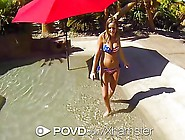 Povd - 4Th Of July Private Beach Party With Alexis Adams