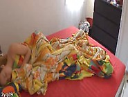 Reallifecam Nora And Kiko Naked In The Bed2