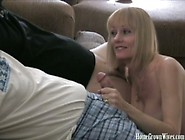 Fucking Melanie Sky In Her Old Cunt After A Bj