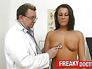 Clinic Fetish With Czech Brunette Ella
