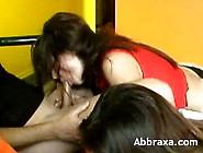 Abbraxa And Isabis Sucking Dicks