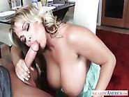 Busty Milf Makes Stranger Cum In Her Pussy