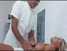 Gloria Guida Medical Examination