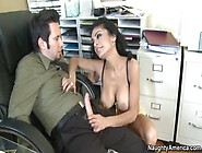 The Secretary Persia Pele Fucking With Her Boss,  Tommy Pistol