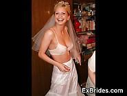Real Brides On Their Hot Honeymoon!