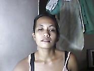 Super Bosomy Filipina Mom Strips And Boasts Of Her Big Naturals