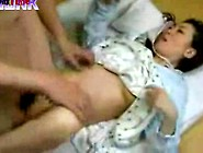 Kinky Japanese Married Couple Diaper Fetish Fuck