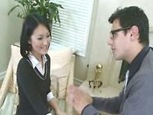 Hot Asian Teen Ready To Fuck Her Teacher