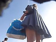Amazing Windblown Updress
