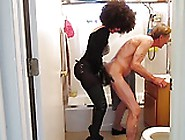 Strapon Training With Mistress Fro