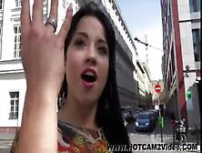 Publicpickups - Taissia Shanti Pussy Fucking - Hot Russian Fucks