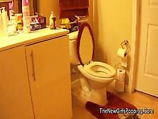 Ebony Toilet Booty 2