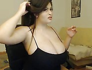 Webcams 2015 - Gorgeous Babe W J Cups 8