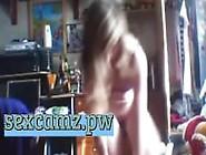 Real Arabian Muslim Hijab Wife Gets Fucked On Homemade Webcam On