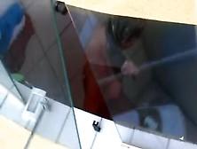 Flagras Do Youtube - Vizinha Espiada No Banho